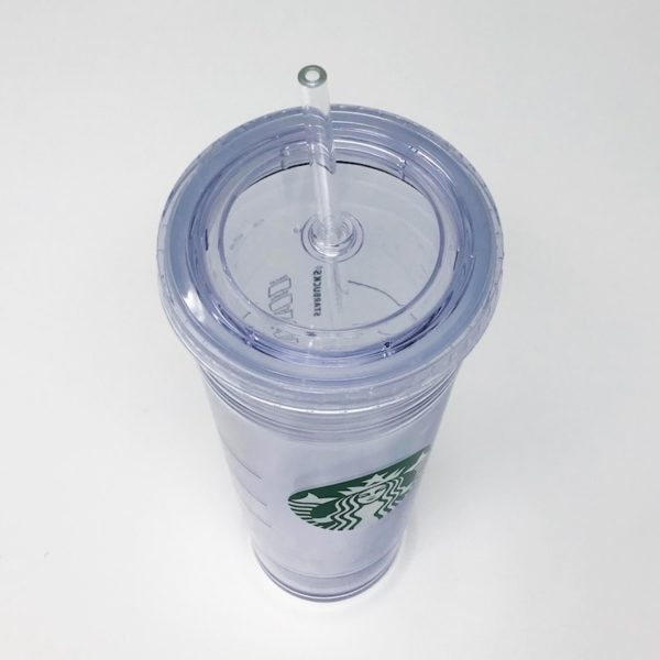 Clear Starbucks® Venti Replacement Straight Straw